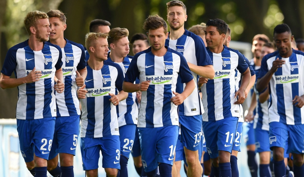Hertha BSC 2016 17 Nike Home Kit – FOOTBALL FASHION.ORG 8b203f6a7
