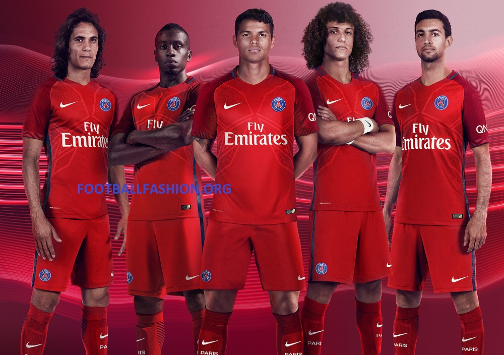 Paris Saint-Germain 2016 17 Nike Away Kit – FOOTBALL FASHION.ORG def612fbcade6