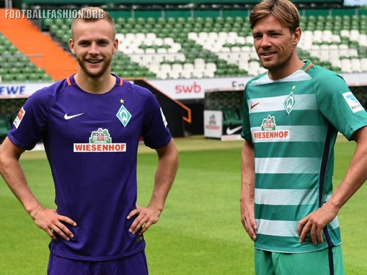 badd754b417 A mainly white third kit completes a well-received match range for Die  Grün-Weißen (The Green-Whites). Werder Bremen's ...