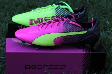 Review: PUMA evoSPEED 1.5 Soccer Boot