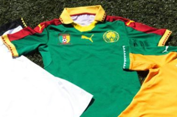 5918e6dcb80 cameroon soccer jersey