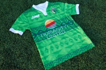 Darfur United 2016 2017 AMS Soccer Jersey, Football Kit, Shirt