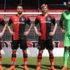 Newell's Old Boys 2016 2017 adidas Home Football Kit, Soccer Jersey, Shirt, Camiseta de Futbol, Equipacion