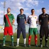 Bulgaria 2016 2017 Joma Home, Away and Third Football Kit, Soccer Jersey, Shirt