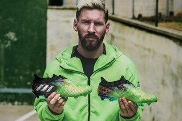 adidas Launches New Limited Edition Messi 10/10 Boots