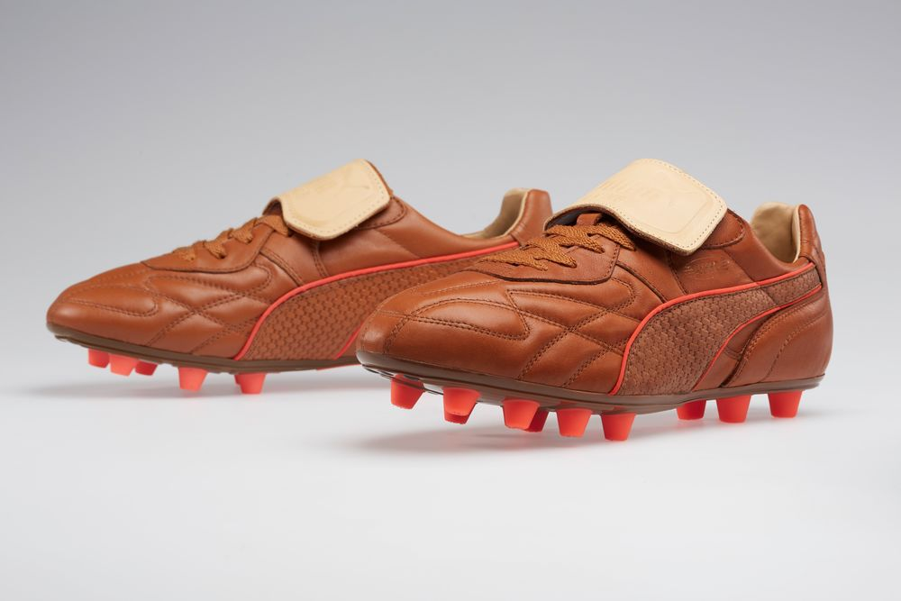 super popular b4699 d2f77 puma king made in italy boots
