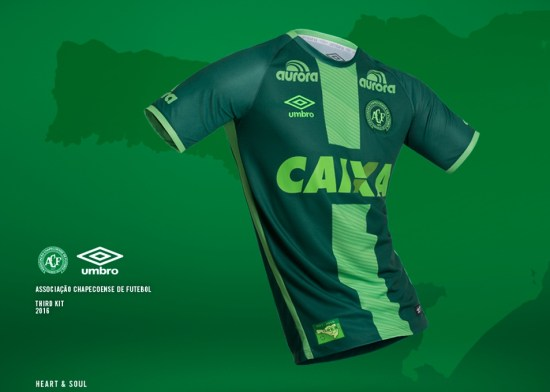 af13749232 2018 chapecoense home away soccer football jerseys kits arriving ...
