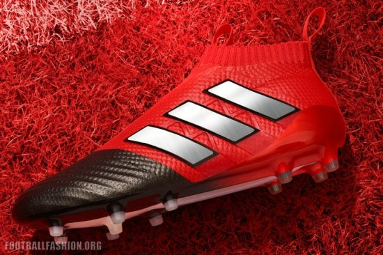 adidas Unveils ACE 17+ PURECONTROL Soccer Boot - Worn by Paul Pogba