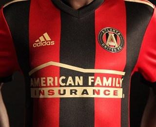 Atlanta United FC 2017 adidas Home Jersey