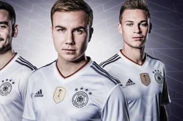Germany 2017 2018 FIFA Confederations Cup adidas Home Football Kit, Shirt, Soccer Jersey, Trikot, Heimtrikot Confed Cup