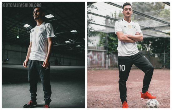 Germany 2017 2018 FIFA Confederations Cup adidas Home Football Kit, Shirt, Soccer Jersey, Trikot, Heimtrikot Confed Cup