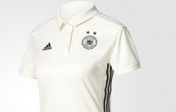 Germany Women's EURO 2017 adidas Home Soccer Jersey, Shirt, Football Kit, Frauentrikot, Heimtrikot, Trikot