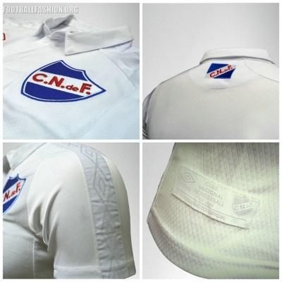 Club Nacional 2017 Umbro Home Football Kit, Soccer Jersey, Shirt, Camiseta de Futbol