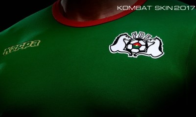 Burkina Faso 2017 Africa Cup of Nations Kappa Home and Away Football Kit, Soccer Jersey, Shirt, Maillot AFCON CAN 2017