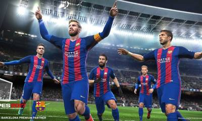 Review: Pro Evolution Soccer 2017