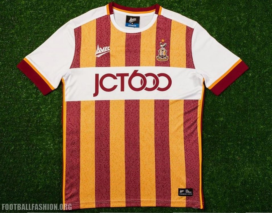 Bradford City Release 2016/17 Fourth Kit to Support ...