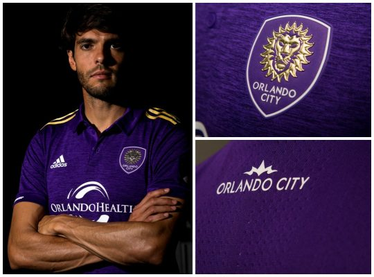 Orlando City SC 2017 adidas Home Football Kit, Soccer Jersey, Shirt, Camiseta de Futbol, Camisa