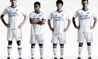 Suwon Samsung Bluewings 2017 adidas Away Football Kit, Shirt, Soccer Jersey
