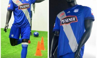 Emelec 2017 adidas Home, Away and Third Football Kit, Soccer Jersey, Shirt, Camiseta de Futbol