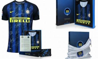 Inter Milan 109th Anniversary Nike Soccer Jersey, Football Shirt, Kit, Camiseta de Futbol, Maglia, Gara