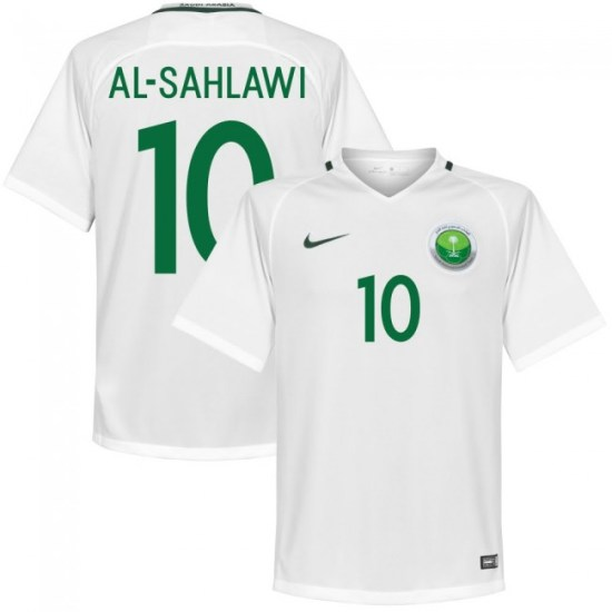 Saudi Arabia 2017 Nike Home Soccer Jersey, Football Kit, Shirt
