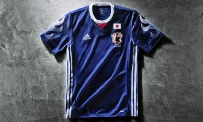 Japan 2017 adidas Home Soccer Jersey, Shirt, Football Kit, Camisa, Camiseta, サッカー日本代表 メモリアル オーセンティックユニフォーム半袖