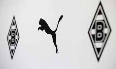 Borussia Monchengladbach Signs PUMA Kit Deal