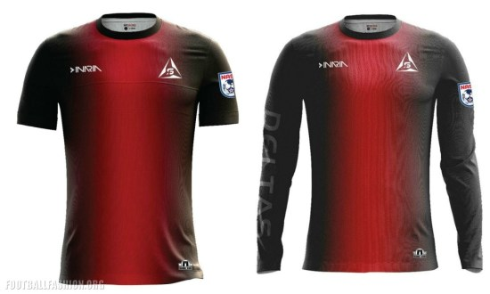 San Francisco Deltas 2017 Inaria Home and Away Soccer Jersey, Shirt, Football Kit, Camiseta de Futbol