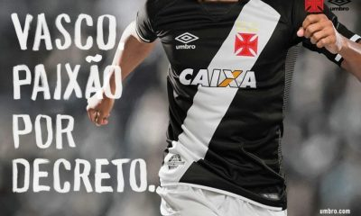 CR Vasco da Gama 2017 Umbro Home and Away Football Kit, Soccer Jersey, Shirt, Camisa