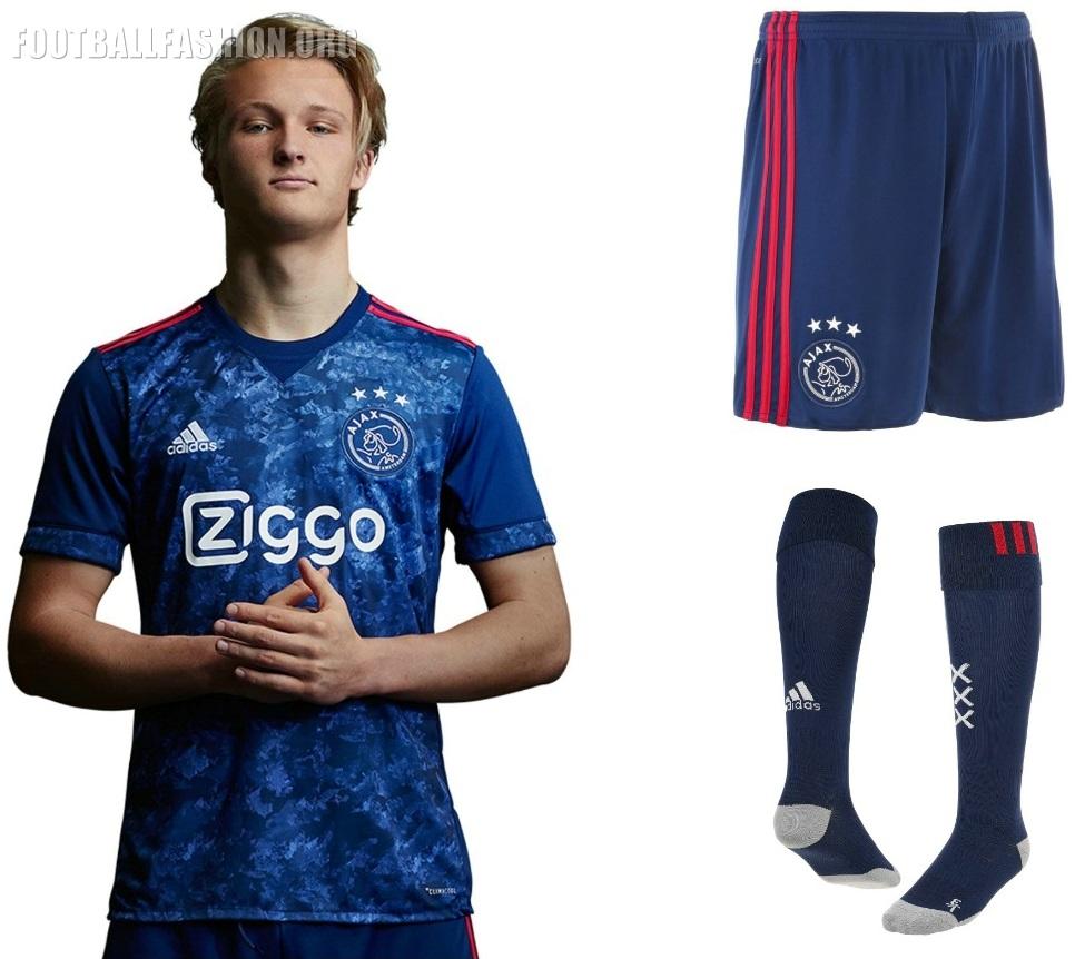 AFC Ajax 2017 18 adidas Away Kit – FOOTBALL FASHION.ORG e11c6906e