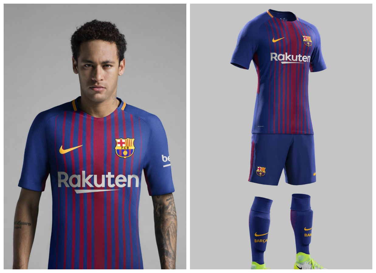 hot sale online a4632 be2ba new fc barcelona jersey 2018