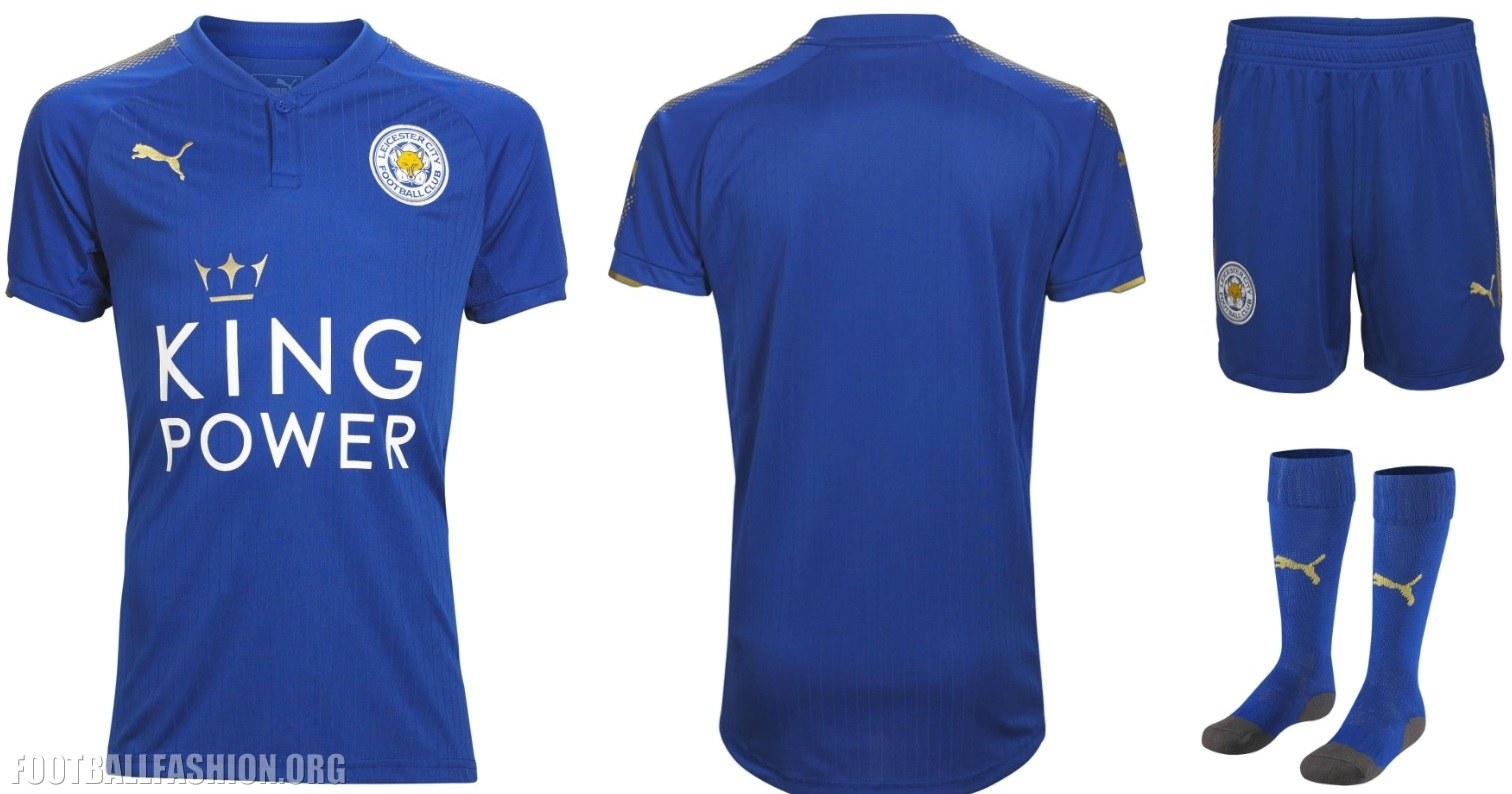 Leicester City Fc Jersey