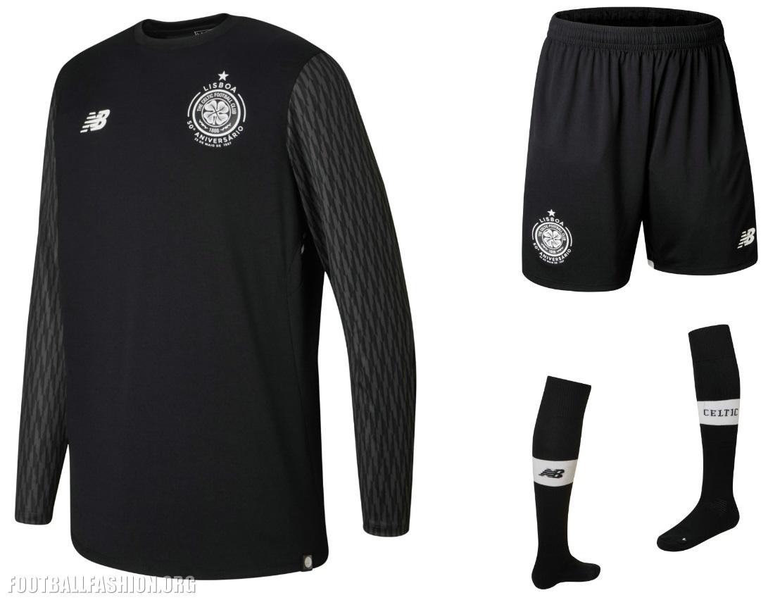 Celtic FC 2017 18 New Balance Away Kit – FOOTBALL FASHION.ORG c36dc33ad