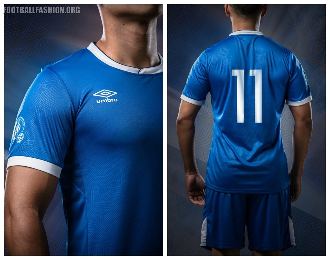 2bca1eecf El Salvador 2017 2018 Gold Cup New Balance Home and Away Football Kit