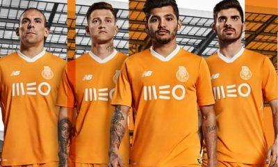 FC Porto 2017 2018 New Balance Away Football Kit, Soccer Jersey, Shirt, Camisa, Camiseta, Camisola, equipamento alternativo