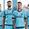 FC Porto 2017 2018 New Balance Third Football Kit, Soccer Jersey, Shirt, Camisa, Camiseta, Camisola, Terceiro equipamento