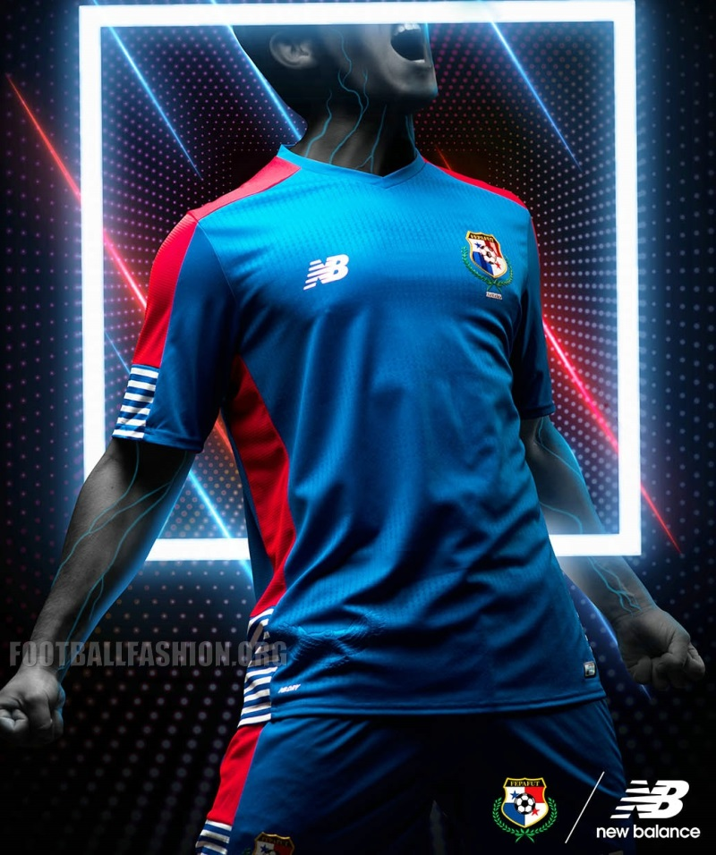 the best attitude 1ae84 9c607 Panamá 2017 New Balance Third Jersey - FOOTBALL FASHION.ORG