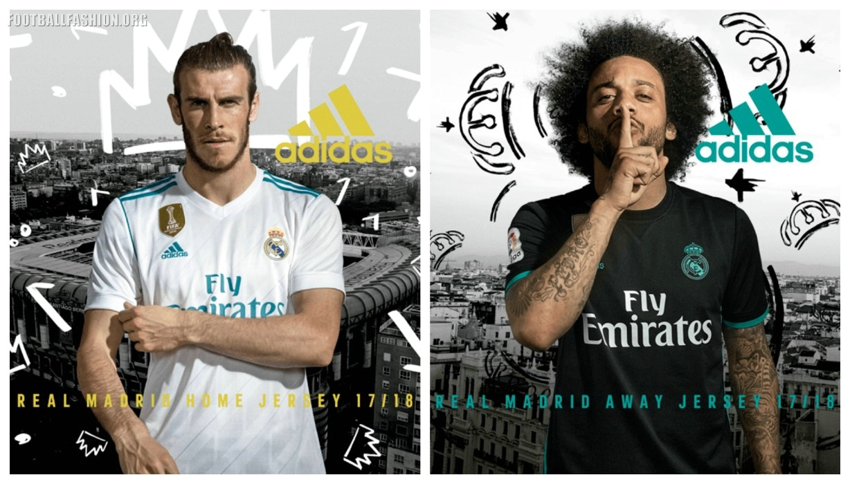 Real Madrid Kit 201718