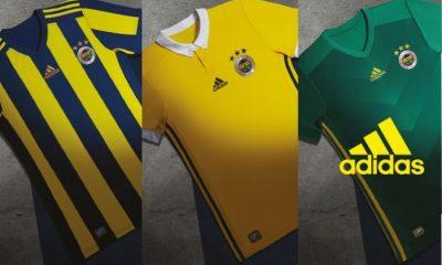 Fenerbahçe 2017 2018 adidas Home, Away and Third Football Kit, Soccer Jersey, Shirt, Formasi, Formalari