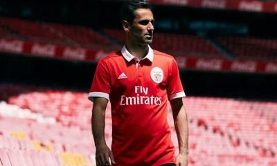 SL Benfica 2017 2018 adidas Red Home Football Kit, Soccer Jersey, Shirt, Camisola, Camisa, Maillot, Camiseta