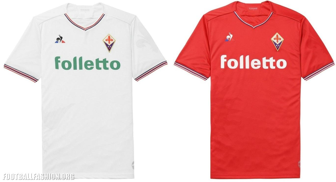 adc00b1d1 ACF Fiorentina Unveil Five Kit Range for 2017 18 Season – FOOTBALL ...