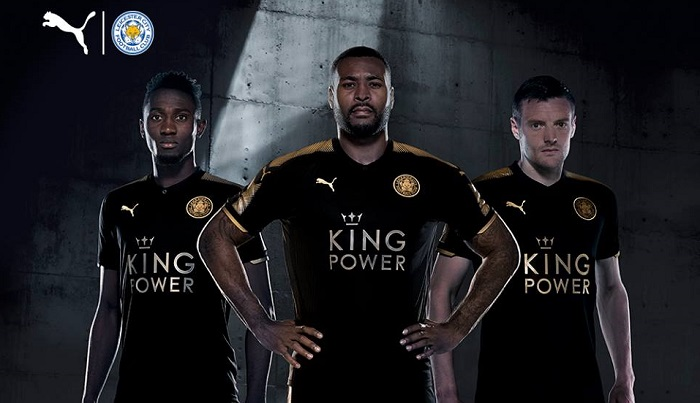 Leicester City Fc 2017 18 Puma Away Kit Football Fashion Org