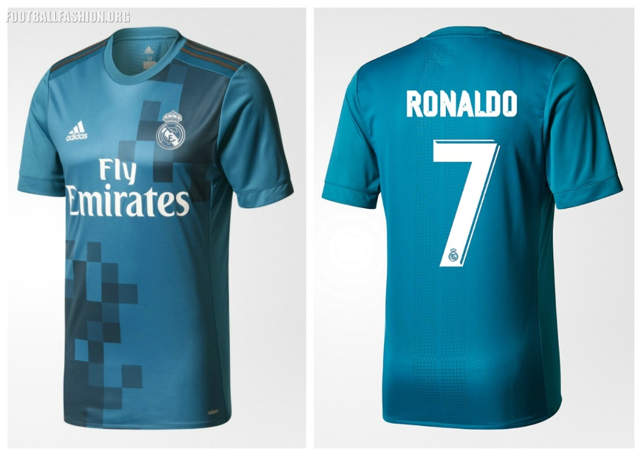 super popular 6c154 b3390 ronaldo away kit