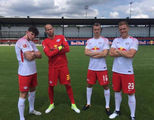 RB Leipzig 2017 2018 Nike Home and Away Football Kit, Soccer Jersey, Shirt., Trikot