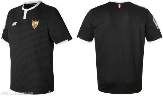 Fußball-Trikots von spanischen Vereinen Camiseta shirt titular match worn Sevilla CF Final Copa Rey 2018 Sarabia