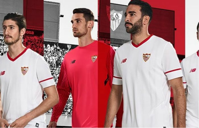 Image result for Sevilla team 2018