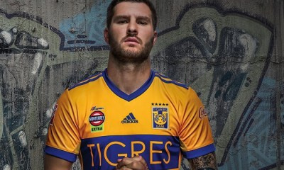 Tigres UANL 2017 2018 adidas Home and Away Soccer Jersey, Shirt, Football Kit, Camiseta de Futbol, Equipacion