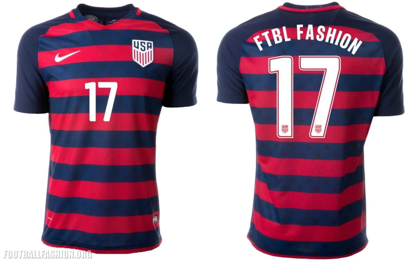Usa 2017 Concacaf Gold Cup Nike Jersey on Silicon Elements