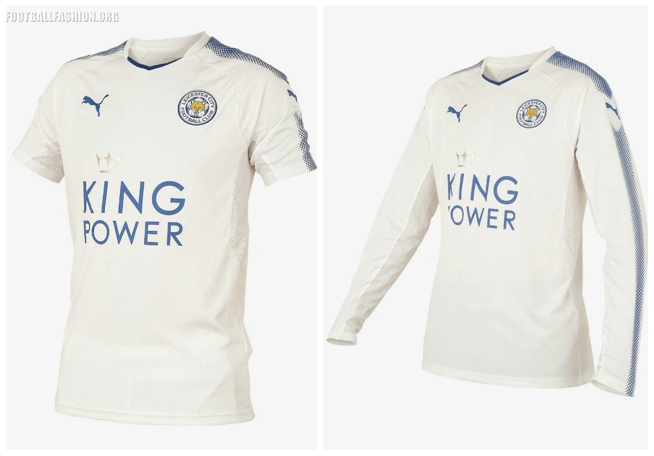 440b78714c3 Leicester City FC 2017 18 PUMA Third Kit - Football Fashion