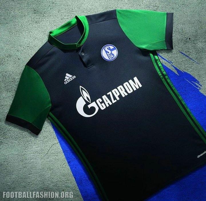 Schalke Dauerkarte 17/18